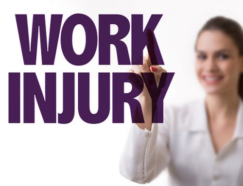 Four Steps to Take After Being Injured at Work