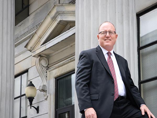 Philadelphia Lawyer Jim Monaghan